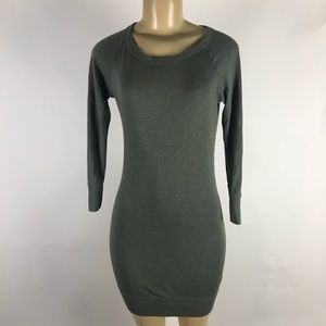 James perse supima Blend long sleeve Dress size 0